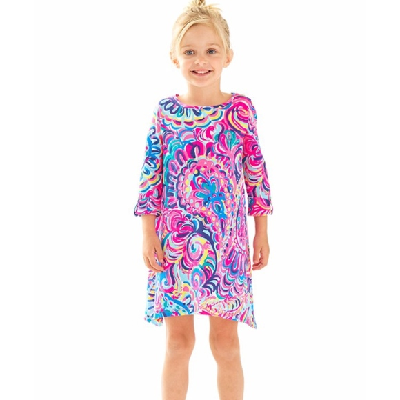 95ed2a43154269 Lilly Pulitzer Other - Lilly Pulitzer Mini Edna Dress